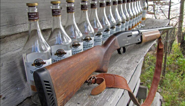 Подарок для «белочки»: в Челябинской области психиатр разрешила алкоголику купить оружие