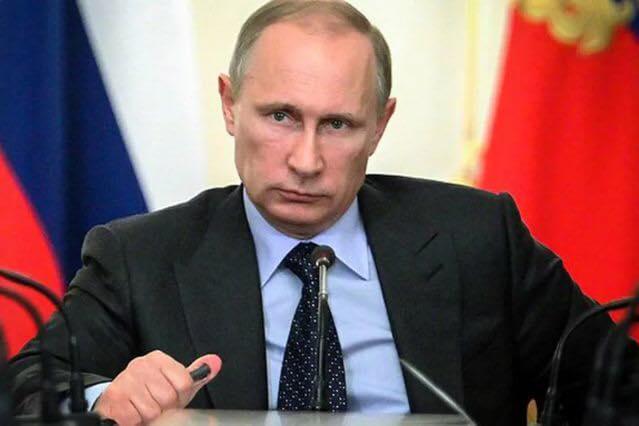 Путин выгнал восемь генералов МВД, МЧС и ФСИН