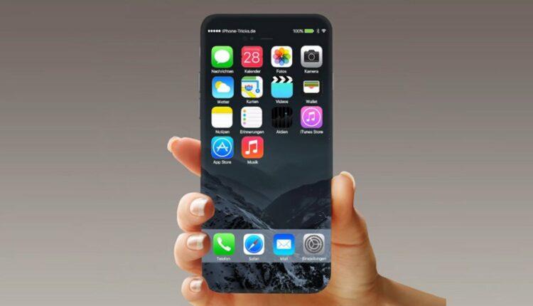 Новый iPhone 8 будет обладать опасными технологиями