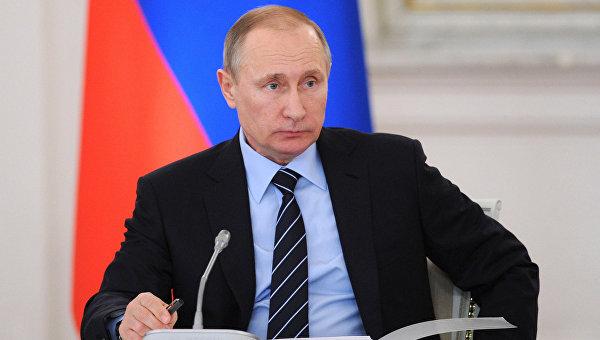 Путин велел разобраться с «борзотой», не выплачивающей зарплату