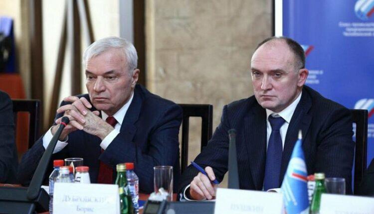 Дубровский, Аристов, Рашников теряют влияние на Южном Урале