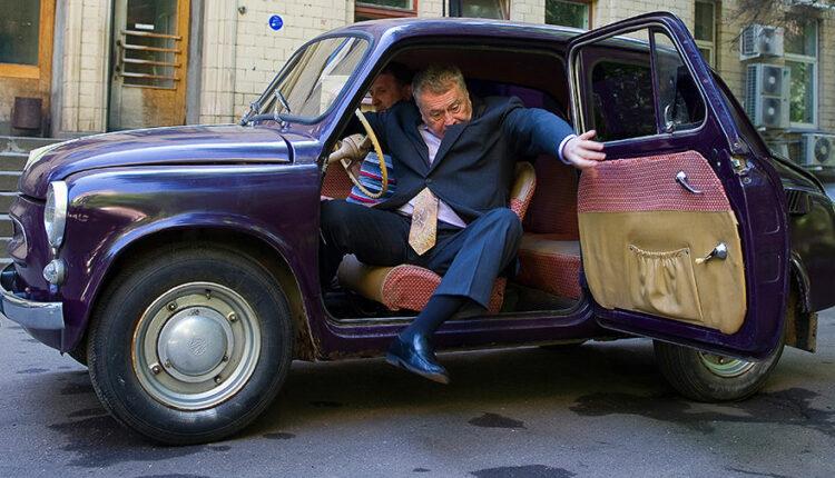 Отечественные технологии: Ё-мобиль Жириновского починит только уральская «оборонка»