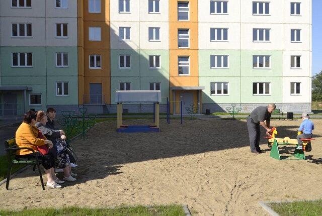 Сарай без балконов: какие дома строит людям челябинский губернатор Борис Дубровский. ФОТО