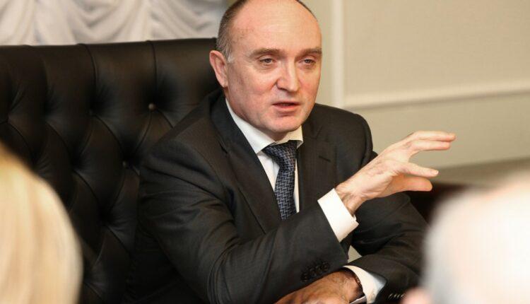Опять челябинский губернатор Дубровский не платит зарплату на своём заводе