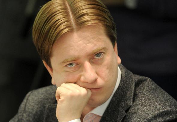 Депутат Госдумы Владимир Бурматов устанавливает свои порядки в Челябинске
