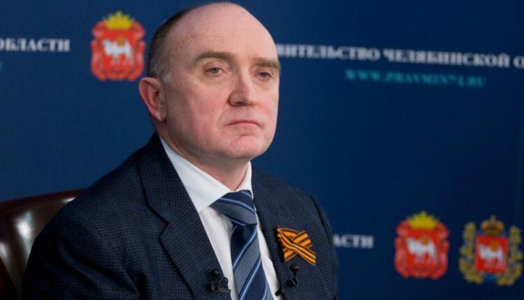 Борис Дубровский — худший губернатор по УрФО