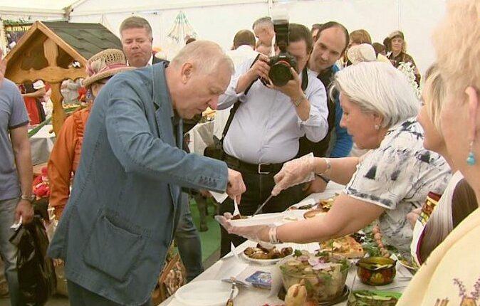 Глава Челябинска Тефтелев наелся тефтелей. «Съел сам себя!» – доволен мэр