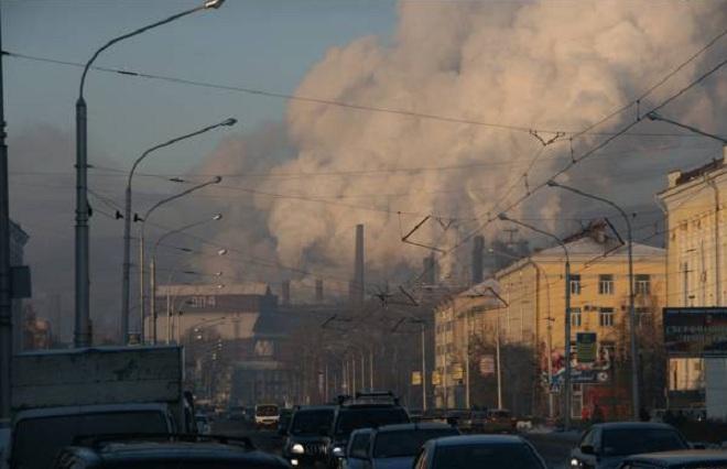 Минприроды РФ: в большинстве городов Урала катастрофически грязный воздух