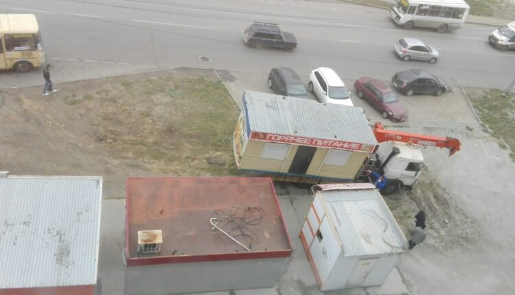 Нелегальный киосочный бизнес захватил Челябинск