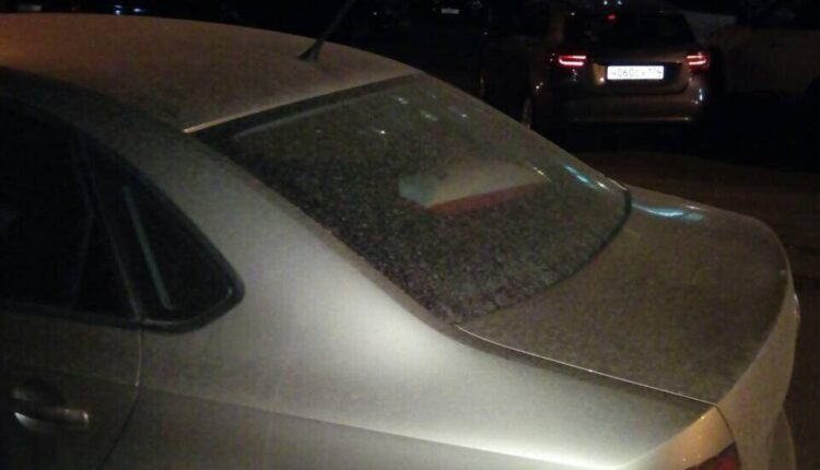 Челябинск накрыла бесовская пыль. ФОТО