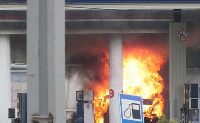 Пострадавших от взрыва на Южном Урале нужно транспортировать в областной ожоговый центр