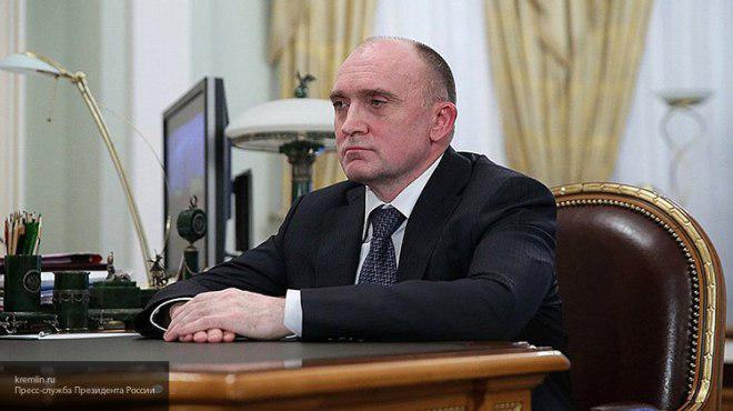Южноуральского губернатора Дубровского вызвали в Администрацию Президента