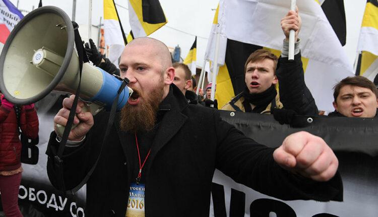 В Москве снова пройдет Русский Марш