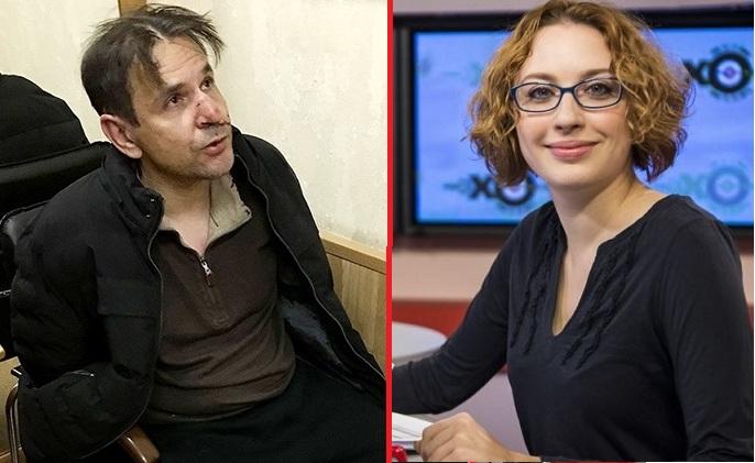 Запугивают оппозицию: журналистку «Эха Москвы» ударили ножом в горло