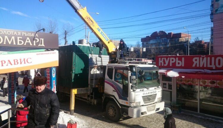 Челябинские чиновники из КУИЗО устроили «междусобойчик» по сносу киосков и рейдерству