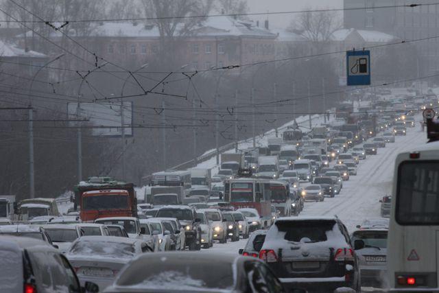 «Южуралмост» опять бездельничает, пока Челябинск заносит снегом