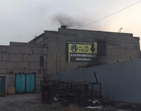 Сенсация – источник смога в Челябинске установлен! Это гараж с трубой