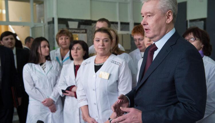 Московские врачи будут получать по 120 000 рублей. Если верить предвыборным обещаниям