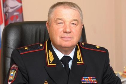 Начальник полиции Москвы покинул свой пост