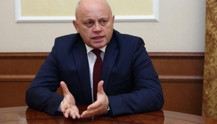 Путин уволил губернатора Омской области