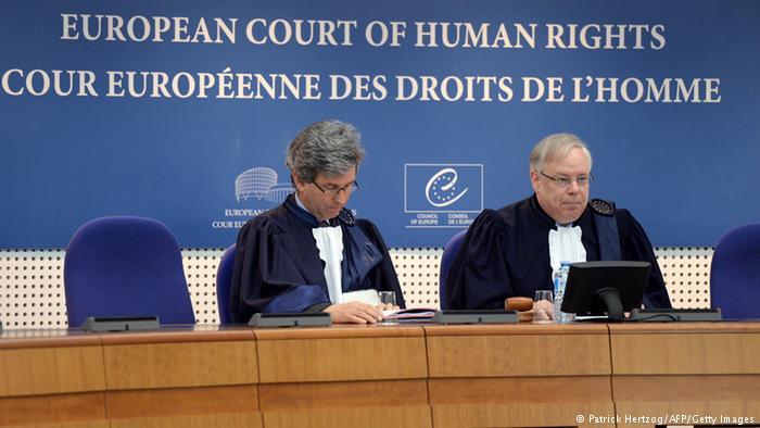 Россия отказывается признавать решения Европейского суда по правам человека