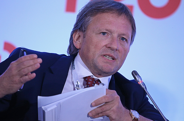 Бизнес-омбудсмен Борис Титов идёт в президенты от «Партии Роста»
