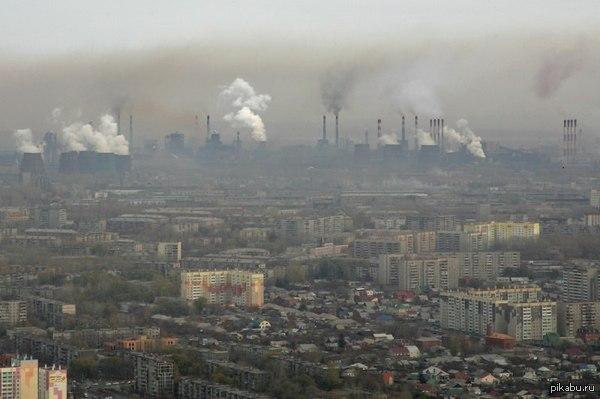 Имитация борьбы со смогом в Челябинске продолжается