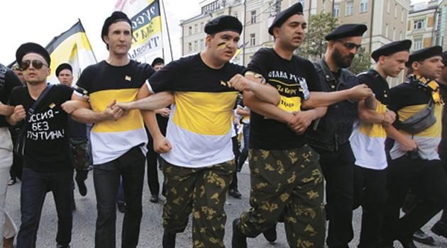 Силовики жёстко давят националистическую оппозицию