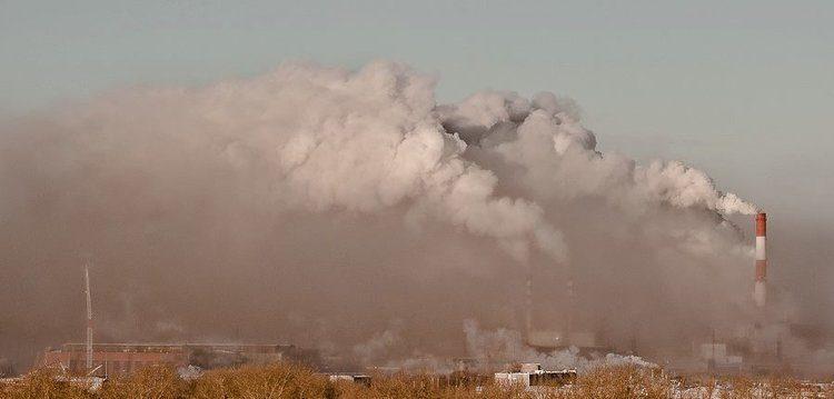Губернатор Дубровский хвалится ростом производства, увеличивающего смог