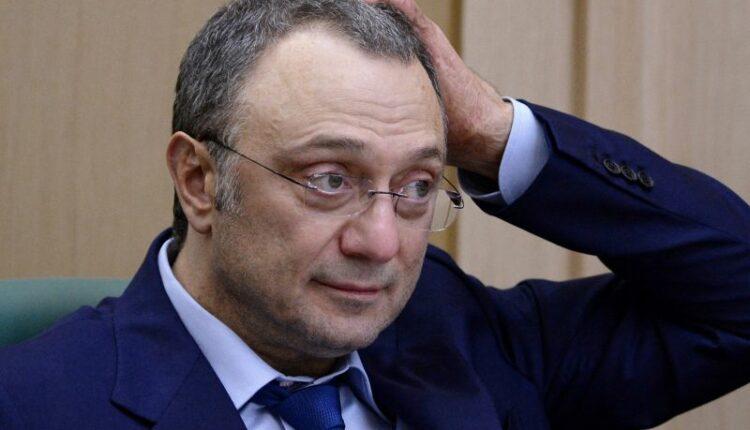 Российского сенатора-миллиардера Керимова задержали в Ницце