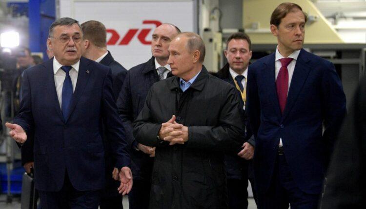Путин пообещал внедрить лучшие технологии для защиты окружающей среды