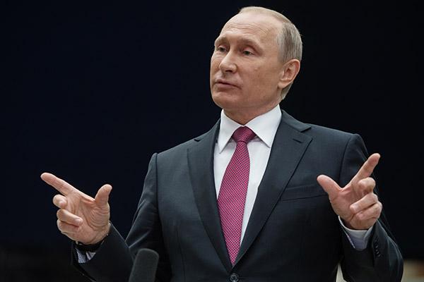 Путина выдвинут на выборы шесть «правых» и «левых» партий