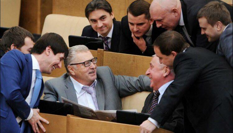 VIP-сервис для депутатов Госдумы: 35 млн на понты. Разбирается «Русская пресса»