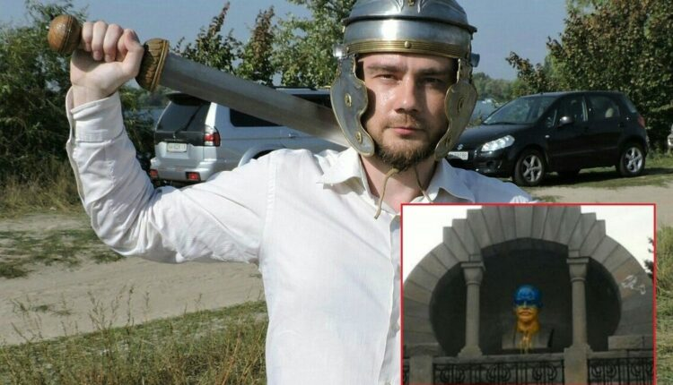 Два года следствия по делу о покраске Ленина. Челябинская полиция расписалась в непрофессионализме