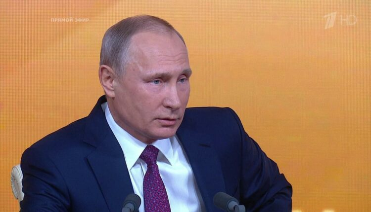 Больной вопрос Путину о пенсионном возрасте