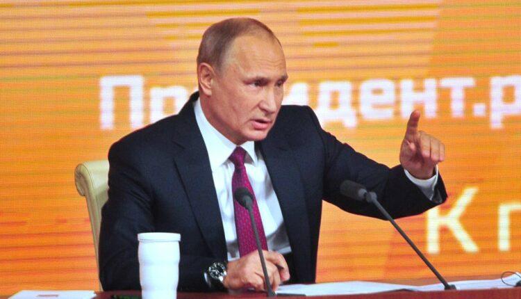 Итоги большой пресс-конференции: Путин сформулировал тезисы предвыборной кампании