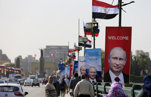 «Обязательно придём на выборы!» Путин открывает полёты в Египет