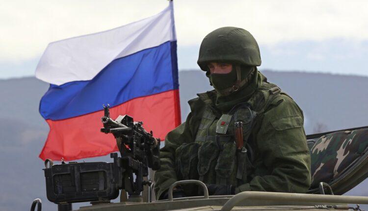 На 20 трлн рублей перевооружат российскую армию