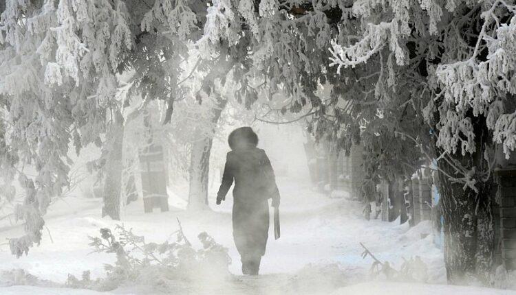 Минус тридцать и аварии: морозы ударят по Челябинской области