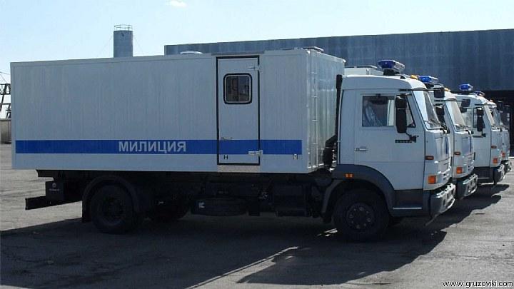 МВД потратило 1,3 миллиарда рублей на автозаки