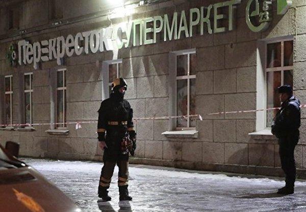 Появилось фото предполагаемого террориста, устроившего вчера взрыв в Санкт-Петербурге
