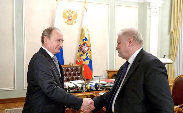Вот она — оппозиция! «Справедливая Россия» поддержит Путина