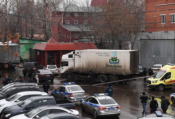 Перестрелка в Москве на фабрике «Меньшевик». У экс-хозяина «сорвало крышу». ВИДЕО