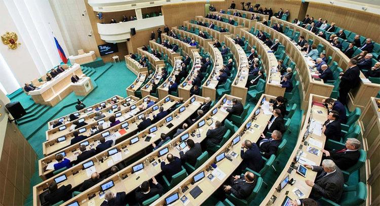 Совет Федерации даст старт президентской кампании