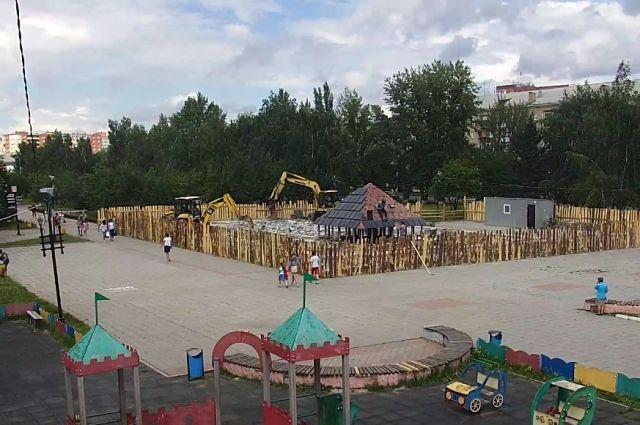 На Южном Урале появился новый «ядерный объект»
