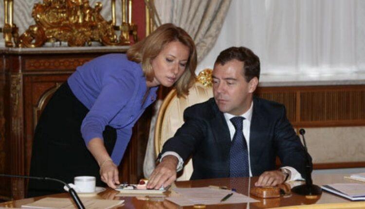От Дмитрия Медведева уходит пресс-секретарь