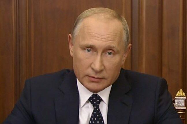 Владимир Путин объявил о смягчении пенсионной реформы