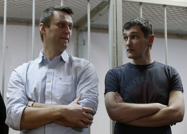 Россия выплатила Навальному 4 млн рублей в качестве компенсации за сфабрикованное дело