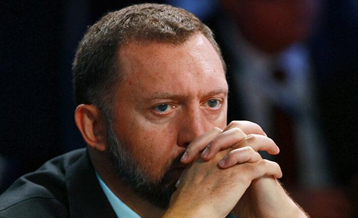 Дерипаска разработал план вывода своей компании из-под санкций