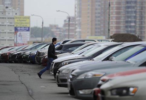 Москвичи смогут забронировать себе парковочное место при записи ко врачу